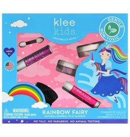 Klee Rainbow Fairy - Klee Kids Natural Mineral Play Makeup Kit