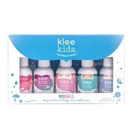 Klee Klee Kids Magical Hair & Body Collection 5pc Set