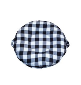 Pello Pello- Parker Ivory Black plaid