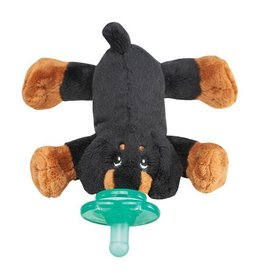 Nookums Nookums buddies paci-plushies - Dash Dog