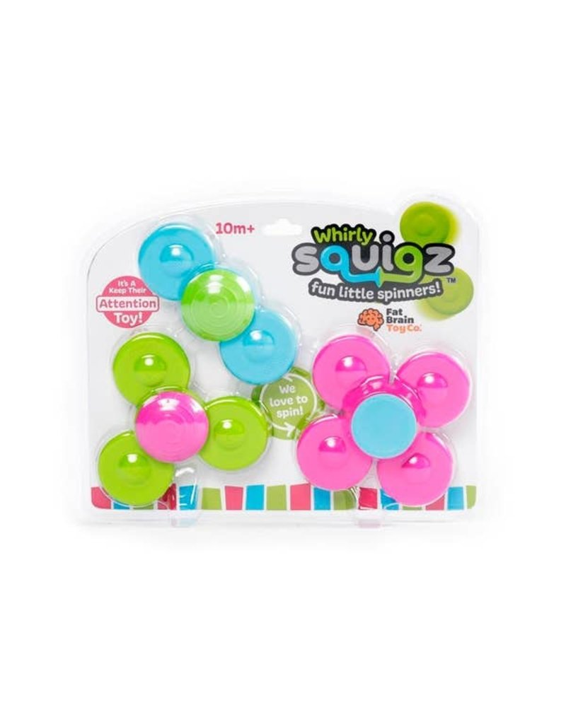Fat Brain Toy Co. WhirlySquigz