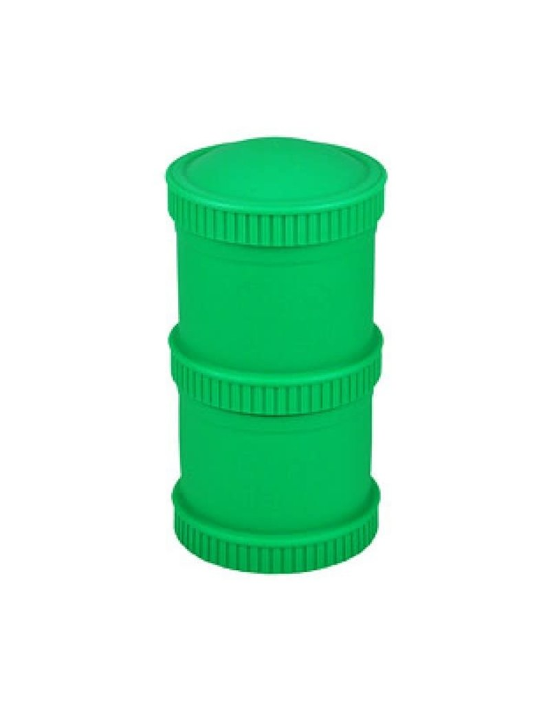 Re-Play Re-Play snack stacks-Single Green