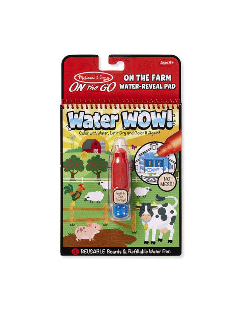 Melissa & Doug Melissa & Doug Water Wow! On the Farm