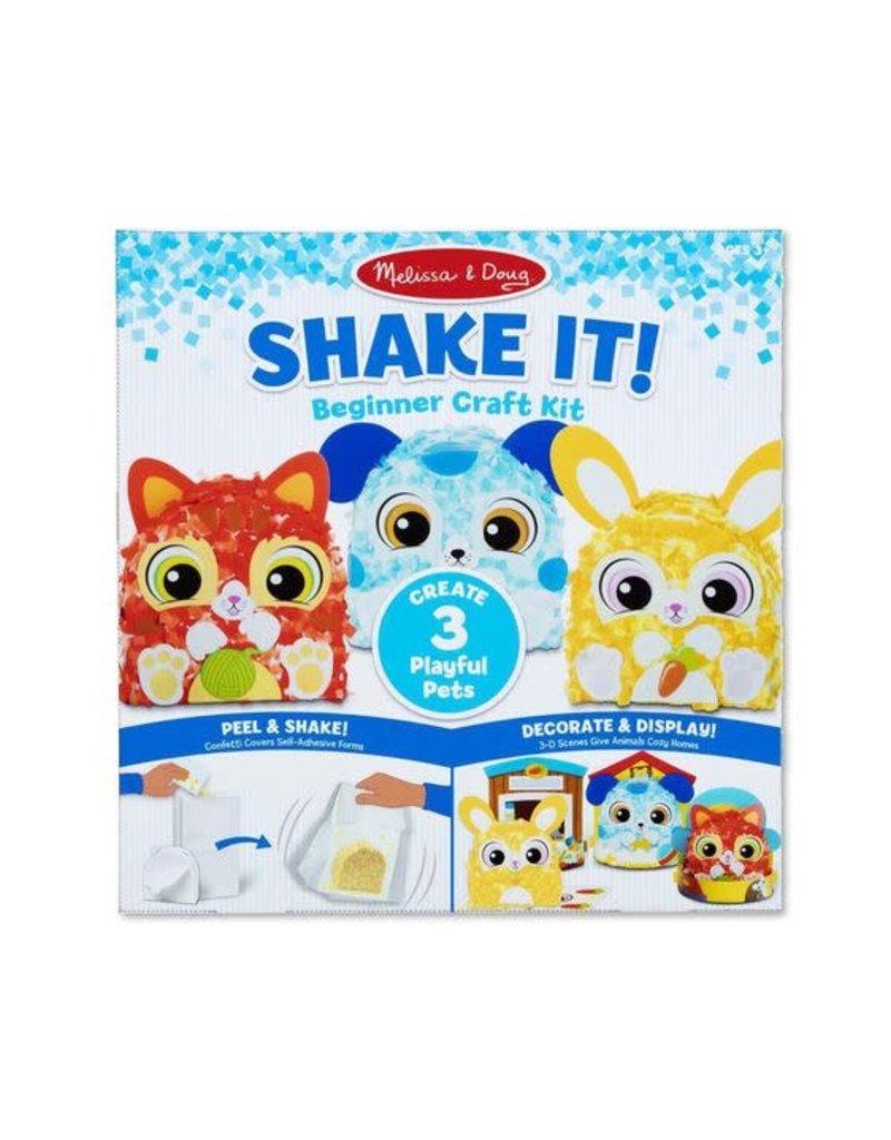 Melissa & Doug Shake It! Deluxe Pets