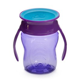 WOW CUP for baby 360 Transition 7oz - Purple