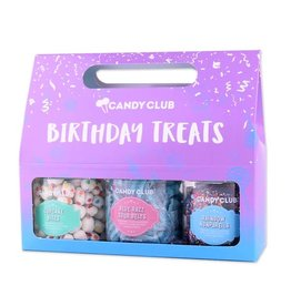 Candy Club Candy Club- Birthday Treats Set