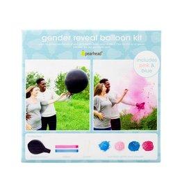 Pearhead Gender Reveal Balloon Kit