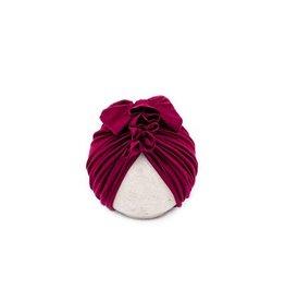 BluTaylor Limited Head Wrap Hat- 6/18 months