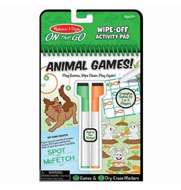 Melissa & Doug Animal Games!