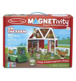 Melissa & Doug Magnetivity- On the Farm