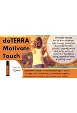 Doterra Motivate Touch 10ml