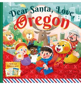 Familius, LLC Dear Santa, Love Oregon