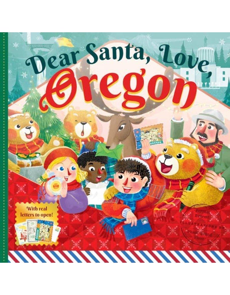 Familius, LLC Dear Santa, Love Oregon