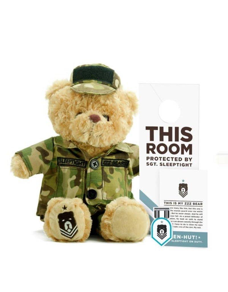 Sgt Sleeptight Sgt Sleeptight & Book