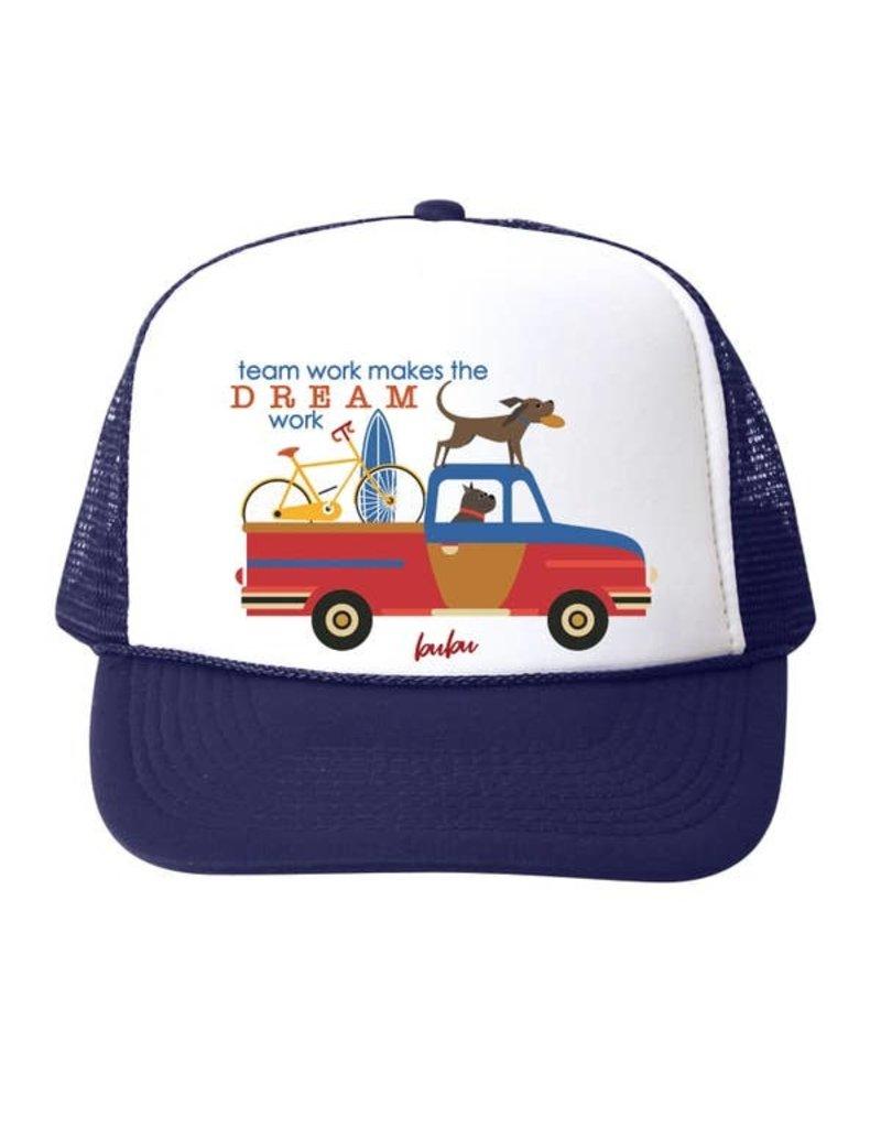 Bubu Youth Trucker Hat