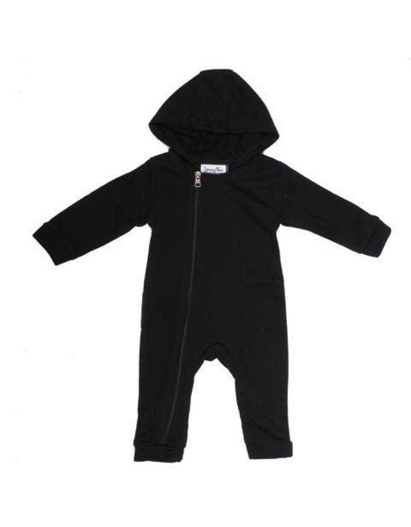 Young & Free Cuddlesuit - Black