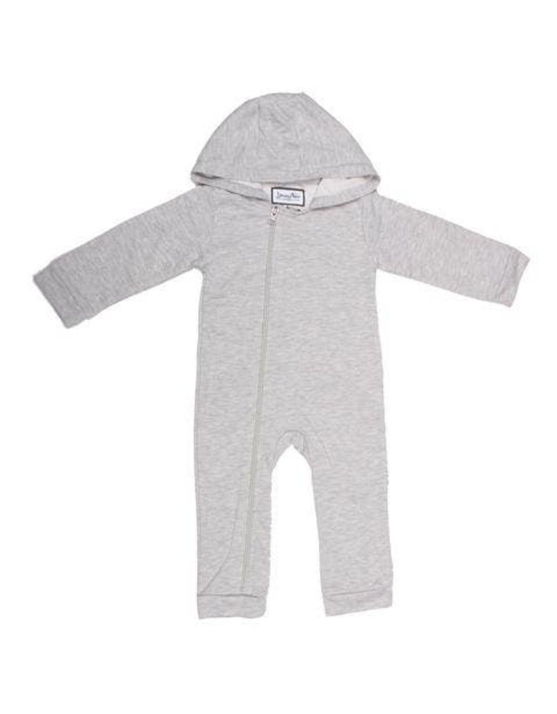 Young & Free Cuddlesuit - Solid Gray