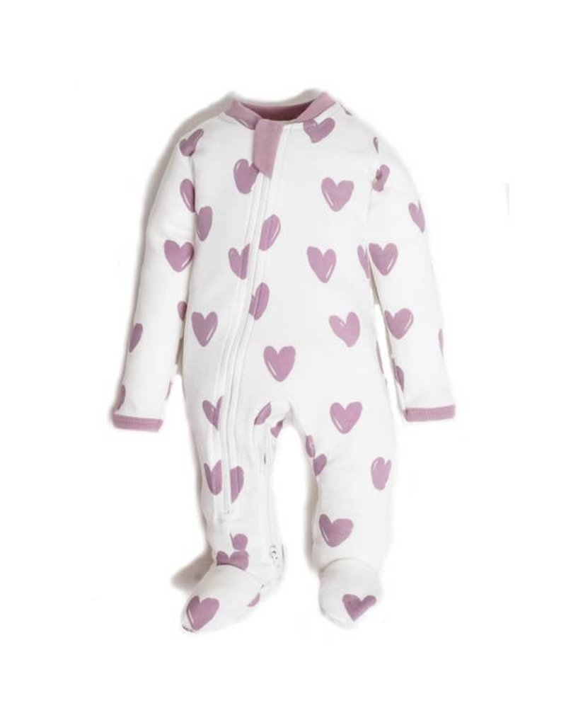 Zippy Jamz Stole My Heart Babysuit