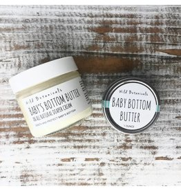 Wild Botanicals Wild Botanicals Baby's Bottom Butter Jar