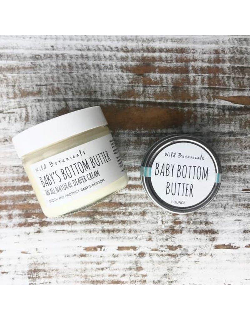 Wild Botanicals Wild Botanicals Baby Bottom Butter Tin