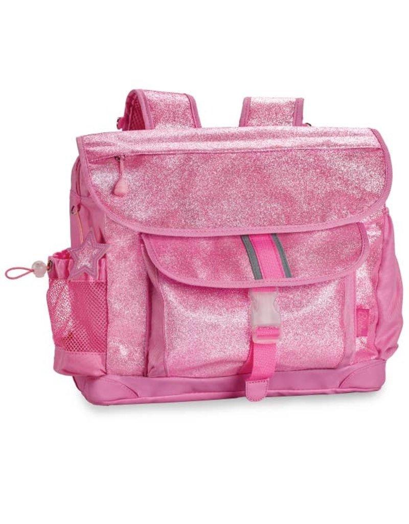 Bixbee Bixbee Large Sparkalicious Pink Backpack