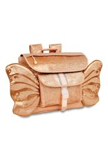 Bixbee Bixbee Large Sparkalicious Gold Backpack