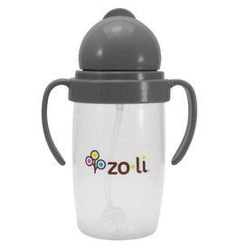 Zoli Grey Straw Cup