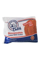 Finger Licking Dutch Stroopwafels- 2 Cookies