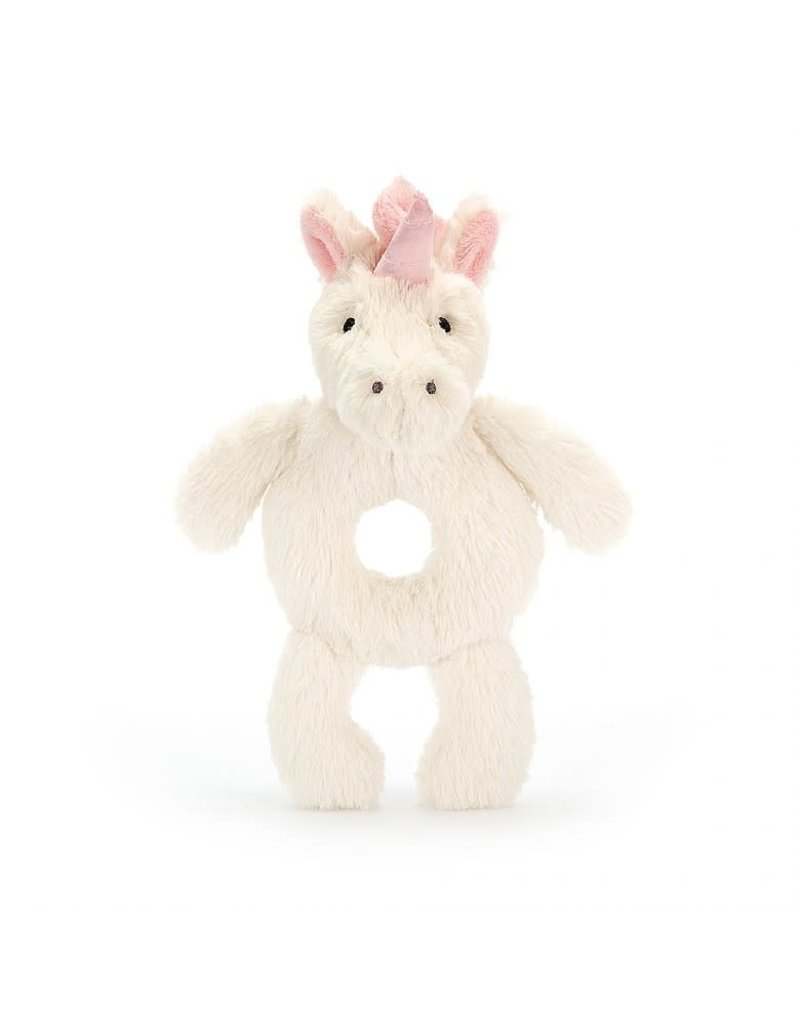 jellycat JellyCat Bashful Ring Rattle