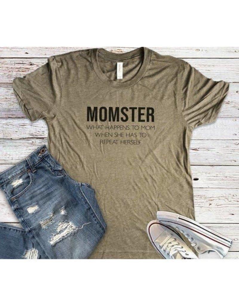 Momster - Gray