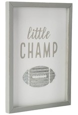 Mud Pie LITTLE CHAMP PLAQUE