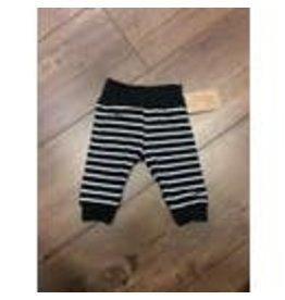 JenaBug Black Stripe Baby Joggers