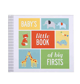 CR Gibson Book of Firsts - Little Memories