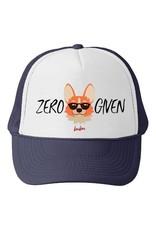 Bubu Youth Black Trucker hat - Zero Fox Given