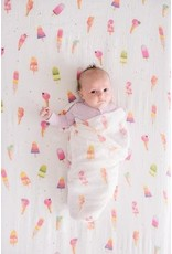 Loulou Lollipop Organic Cotton Fitted Crib Sheet
