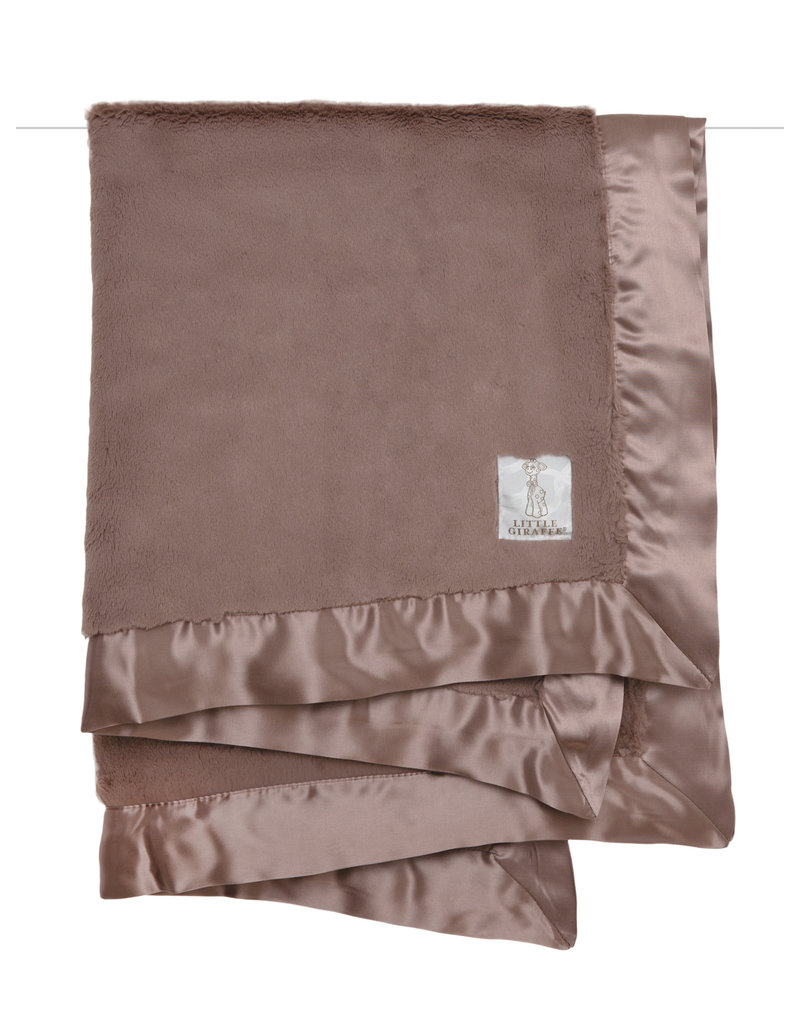 Little Giraffe Luxe Collection Blanket