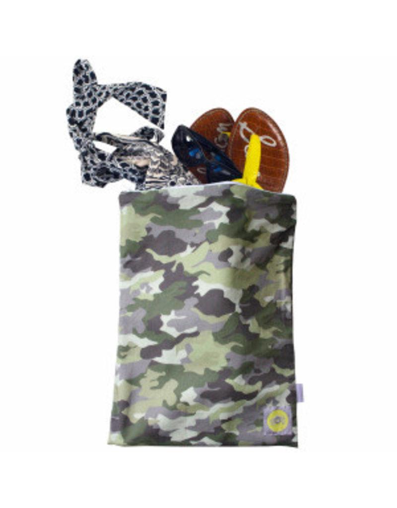 Travel Happens Sealed Wet Bag