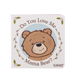 Ganz Do You Love me Mama Bear Book