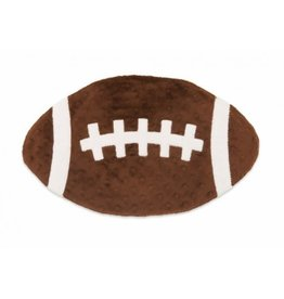 Mud Pie Football Blanket
