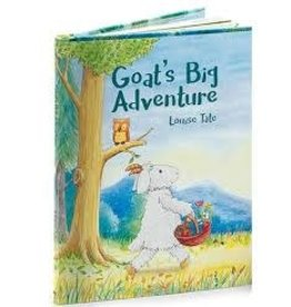 jellycat Goat's Big Adventure