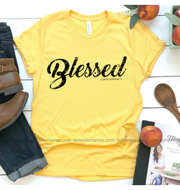 Top Crate Blessed Shirt XS