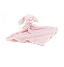jellycat Bashful Light Pink Bunny Soother