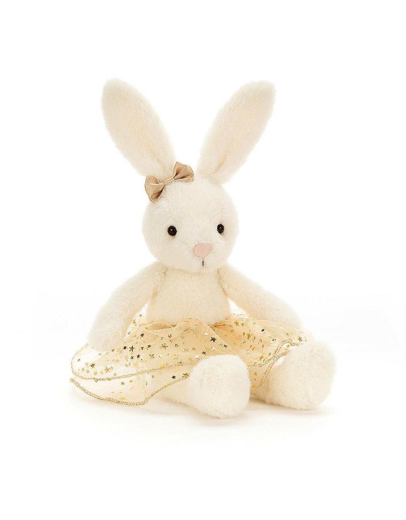 jellycat Glistening Belle Bunny Small