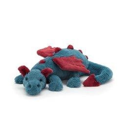 jellycat Dextor Dragon Little