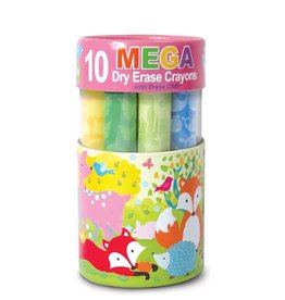 The Piggy Story Fox & Woodland Animals   Dry Erase Mega Crayons