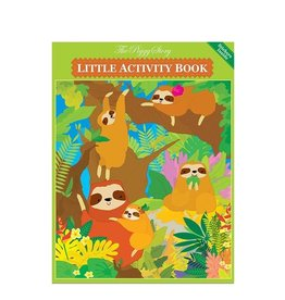 The Piggy Story Playful Sloths Little Activity Book