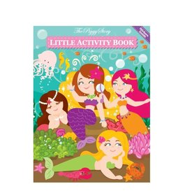The Piggy Story Magical Mermaids Little Activity Book