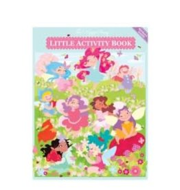 The Piggy Story Pretty Ballerinas Little Activity Book