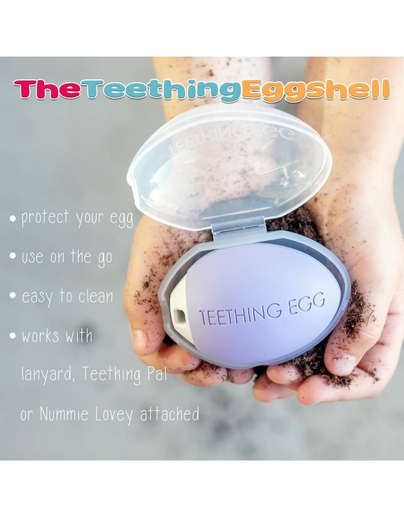 Teething Egg: Egg Shell