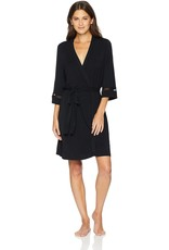 P.J. Salvage Modal Basics Robe - Black